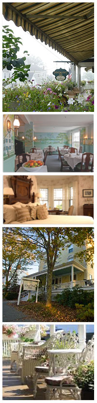 Inns and B&Bs in Castine Maine