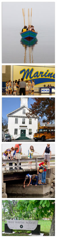 Castine school photos