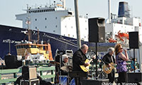 Waterfront Wednesday in Castine Maine