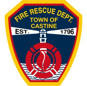 Castine Fire Rescue Dept logo