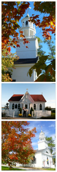 Churches in Castine Maine