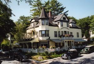 Pentagoet Inn Castine Maine