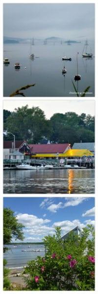Special sites in Castine Maine