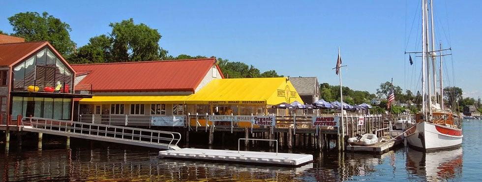 Restaurants In Castine Maine Best