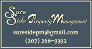 SureSide Property Management in Castine