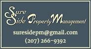 SureSide Property Management in Castine