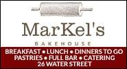 Markel's Bakehouse, Castine, Maine